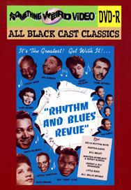 RHYTHM AND BLUES REVUE - DVD-R