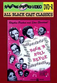 ROCK 'N ROLL REVUE - DVD-R