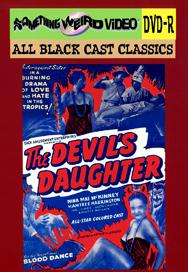 DEVIL'S DAUGHTER, THE - DVD-R