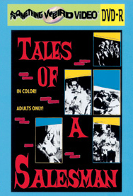 TALES OF A SALESMAN - DVD-R