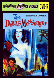 DEVIL'S MESSENGER, THE - DVD-R