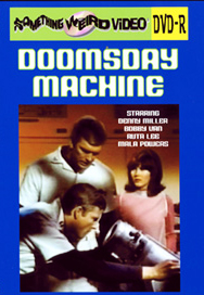 DOOMSDAY MACHINE, THE - DVD-R