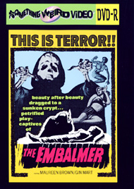 EMBALMER, THE - DVD-R