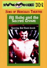 ALI BABA AND THE SACRED CROWN - DVD-R