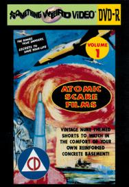 ATOMIC SCARE FILMS VOL 1 - DVD-R