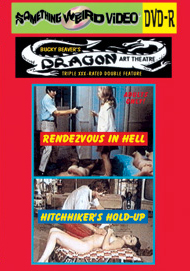 DRAGON ART THEATRE DOUBLE FEATURE VOL 018: RENDEZVOUS IN HELL / HITCHHIKER'S HOLD-UP - DVD-R