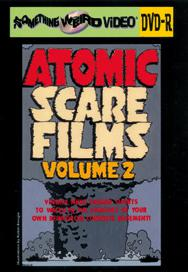 ATOMIC SCARE FILMS VOL 2 - DVD-R