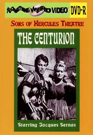 CENTURION, THE - DVD-R
