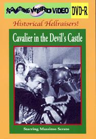 CAVALIER IN THE DEVIL'S CASTLE - DVD-R