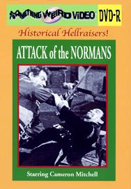 ATTACK  OF THE NORMANS - DVD-R