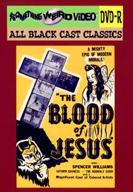 BLOOD OF JESUS - DVD-R