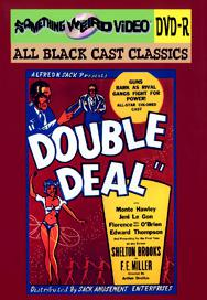 DOUBLE DEAL - DVD-R