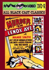 MURDER ON LENOX  AVENUE - DVD-R