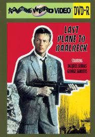 LAST PLANE TO BAALBECK - DVD-R