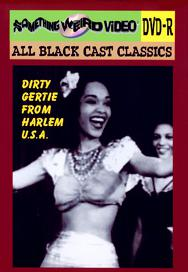 DIRTY GIRTY FROM HARLEM U.S.A. - DVD-R