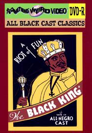 BLACK KING, THE - DVD-R