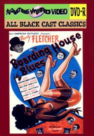 BOARDING HOUSE BLUES - DVD-R