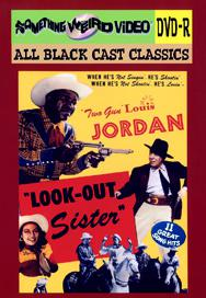 LOOK OUT SISTER - DVD-R