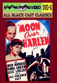 MOON OVER HARLEM - DVD-R