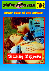 BUCKY BEAVER'S STAGS LOOPS AND PEEPS VOL 133: BLAZING ZIPPERS - DVD-R