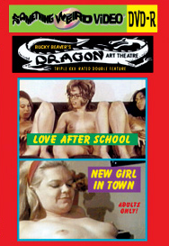 DRAGON ART THEATRE DOUBLE FEATURE VOL 033: LOVE AFTER SCHOOL / NEW GIRL IN TOWN - DVD-R