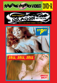 DRAGON ART THEATRE DOUBLE FEATURE VOL 038: P / SELL, SELL, SELL - DVD-R