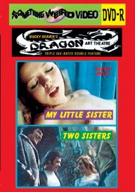 DRAGON ART THEATRE DOUBLE FEATURE VOL 039: MY LITTLE SISTER / TWO SISTERS - DVD-R
