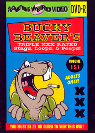 Bucky beavers stags loops and peeps vol 209
