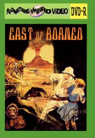 EAST OF BORNEO - DVD-R