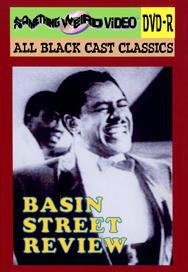 BASIN STREET REVIEW - DVD-R