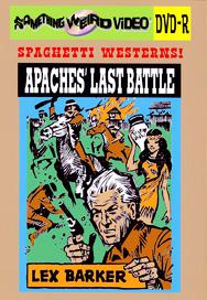 APACHE'S LAST BATTLE - DVD-R