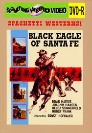 BLACK EAGLE OF SANTE FE - DVD-R