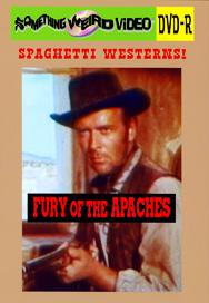 FURY OF THE APACHES - DVD-R