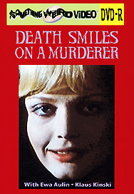 DEATH SMILES ON A MURDERER - DVD-R