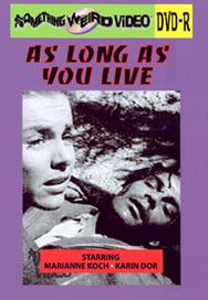 AS LONG AS YOU LIVE - DVD-R