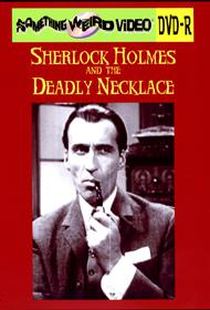 SHERLOCK HOLMES AND THE DEADLY NECKLACE - DVD-R