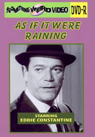 AS IF IT WERE RAINING - DVD-R