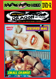 DRAGON ART THEATRE DOUBLE FEATURE VOL 112: CERTIFIED MAIL / SMALL CHANGE - DVD-R