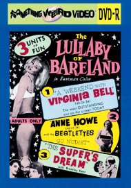 LULLABY OF BARELAND - DVD-R