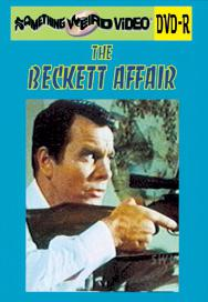 BECKETT AFFAIR, THE - DVD-R