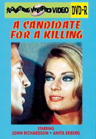 CANDIDATE FOR A KILLING - DVD-R