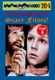 CHRISTIAN SCARE FILMS VOL 04 - DVD-R