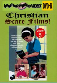CHRISTIAN SCARE FILMS VOL 05 - DVD-R