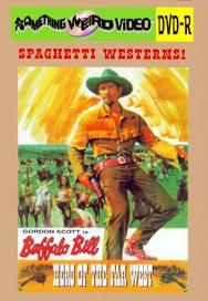 BUFFALO BILL, HERO OF THE FAR WEST - DVD-R