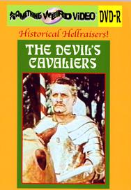 DEVIL'S CAVALIERS, THE - DVD-R