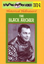 BLACK ARCHER, THE - DVD-R