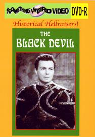 BLACK DEVIL - DVD-R