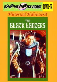 BLACK LANCERS, THE - DVD-R