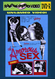 AMOROUS SEX, THE - DVD-R