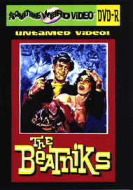 BEATNIKS, THE - DVD-R